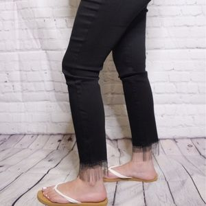 Pants - Mileni Black Jewel Jeans